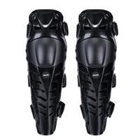 2 unids / set Motorcycle Kneepad Unisex Rodillas de las rodillas Codos Protector Guardia Guardia Moto Codo Rodilleras Motocross Racing Protective