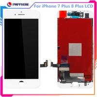 iPhone 7Plus 8plus LCD Ekran Sayısallaştırıcı Meclisi 3D Dokunmatik Komple Değiştirme için Tianma Yüksek Kalite LCD