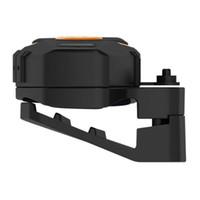 BT-S2 de casque de moto BT Intercom Bluetooth étanche de casque sans fil pour câble - Sans prise