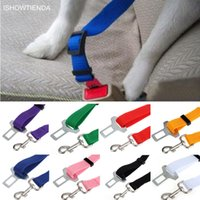 ISHOWTIENDA 2. 4cm New Home Car Pet Cat Dog Cinturon De Segur...