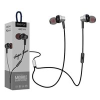 AKZ- V4 Metal Headphone In Ear Wired Earphone 3. 5mm Heavy Bas...