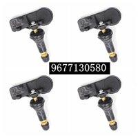 Fabrika Satış TPMS Lastik Basıncı İzleme Sensörü Citroen C4 C5 için Peugeot 308 508 Araç Aksesuarları 9677130580 İçin 9677130580 433MHz