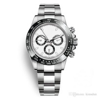 Top Selling Luxury Watch 40MM White Dial Automatic Movement ...