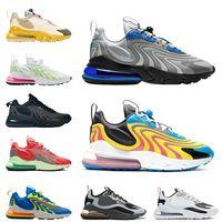 New React hommes ENG femmes chaussures de course Laser Bleu Bauhuas Neon Triple Noir Menthe formateur des hommes verts baskets chaussures Zapatos 36-45