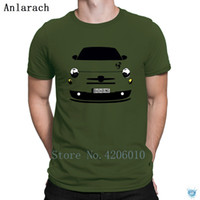 Fiat Abatth Tshirts Humor Summer Style Websites Trend Men...