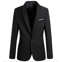 Nouvelle Arrivée De Luxe Hommes Blazer Nouveau Printemps Marque De Mode De Haute Qualité Coton Slim Fit Hommes Costume Terno Masculino Mince Blazer
