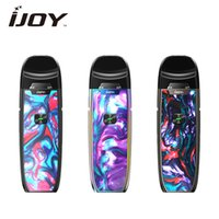 IJOY AI EVO Resin Pod Starter Kit 1100mAh with IJOY AI EVO Battery & 2.8ml AI EVO Cartridge Bottom-pressing refill vape