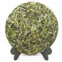 350g Çin Puer Beyaz Çay Kek Gümüş İğne Fuding Beyaz Çay Doğal Organik Yeşil Gıda Eski Ağaçları Ham Beyaz Çay Tercihi