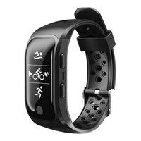 S908 Höhe Meter GPS Smart Armband Pulsmesser Fitness Tracker Sport Smart Uhr Wasserdichte Smart Armbanduhr Für iPhone Android
