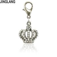 Jinglang جديد سوار ولي سبيكة سحر قلادة الخرز صالح سوار للنساء فتاة صنع المجوهرات الملحقات