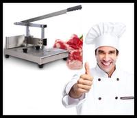 Couper la machine de coupe d'os de jarret de porc scie à os guillotinée machine coupe osseuse