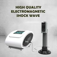 2019 NUEVO Equipo de terapia de ondas de choque portátiles de baja intensidad Gainswave para tratamientos de disfunción eréctil