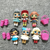 6Pcs lot LoL Doll Unpacking High- quality Dolls lol Baby Tear...