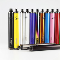 Vision Spinner II 13 Colori 1650 mAh BATTERIA Sigarette elettroniche Ego Twist 3 3v4 8V Vision-Spinner 2 Ecigs per la sigaretta della sigaretta