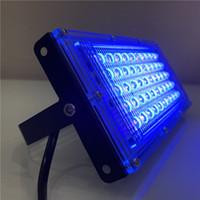 مصابيح الأشعة فوق البنفسجية الأشعة فوق البنفسجية مصباح التطهير 50W المحمولة مصباح التعقيم الأشعة فوق البنفسجية الداخلية