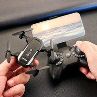KK8 4K HD WIFI FPV faltbare Mini-Drohne Spielzeug, nehmen Foto von Geste, Trajektorie Flug, Schönheit Filter, Altitude Hold, 360 ° Flip Quadcopter, 3-2