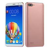 5.72 Inch R11 Real MTK6580M четырехъядерный мобильный телефон 512 МБ оперативной памяти 4 ГБ ROM 3G смартфон самый дешевый телефон бесплатно DHl