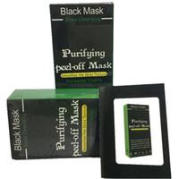 SHILLS Deep Cleansing Black MASK 50ML Blackhead Maschera facciale purificante staccata Maschera viso Maschere buccia