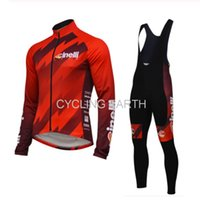 Cinelli 2019 long sleeve Cycling jersey Suit Summer Breathab...