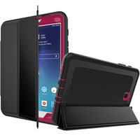 Custodia in pelle Smart Cover con Auto Sleep sveglia per Samsung Galaxy Tab 8.0 S2 T710 T719 SM-T715 Tablet + Stylus
