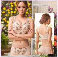 860b27f33 Wholesale maternity lingerie for sale - Women embroidery Bra Sets Fashion  Breathable Bras Underwear Seamless lingerie