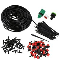 25M Diy Drip Irrigation System Automatic Watering Garden Hos...