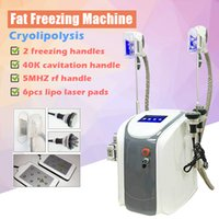 fat freeze slimming machine cavitation rf radio frequency th...