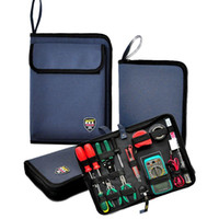 Professional Electricians Hard Plate Tool Kit Bag Storage Ca...