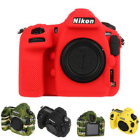 Gehäuse Nikon D850 Kamera-Beutel-weicher Silikon-Gummi Schutzkörper-Abdeckungs-Fall-Haut