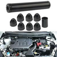 1 / 2-28 الألومنيوم الوقود فلاتر 4003، WIX 24003، FUEL FILTER KIT 1X6 على السيارات المستعملة السيارات العالمي استبدال قطع غيار الفلاتر