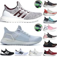2020 da X Ultra impulso 4.0 5.0 Homens Mulheres Running Shoes Designer Triplo Branco Preto Luxo Ultraboost Sports Sapatilhas Homens Trainers