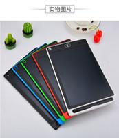 8,5-дюймовый ЖК-дисплей дощечка цифровой цифровой портативного Drawing Tablet почерк колодка Электронного Tablet доска для взрослых Дети Детей DHL