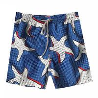 Vilebrequin Mens Beach Shorts polpo marchio francese di 101 stelle marine Turtle stampa di essiccazione Bermuda Costumi da bagno maschile Bathing Pantaloncini rapida