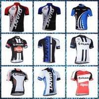 2019 New GIANT team Cycling Short Sleeves jersey 100% Polyes...