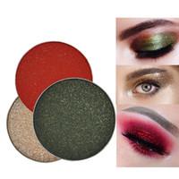 Feel Well New Diamond Crystal Eye Shadow 20Color Makeup Eye Shadow Magnificent Metals Glitter and Glow Liquid Eyeshadow