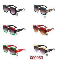 7172639dfa6 Nova Chegada. 0083 top designer de moda masculina e óculos de sol das mulheres  marca ...