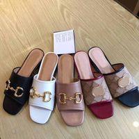 2020 clásicas zapatillas casuales de la moda, gladiador sandalias planas atractivas, sandalias antideslizantes de piel de vaca de alta calidad salvaje