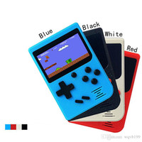 Retro 400 in 1 8 Bit Mini Handheld Portable Game Players Gam...