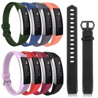 High Quality Silicone Replacement Wristband Band Strap For F...