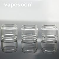 أصيلة VapeSoon استبدال أنبوب زجاجي ل Vaporesso Luxe Nano Skrr-S MINI 3.5ML TANK DHL Free