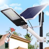 Alta Qualidade Rua Solar Luz Spotlight 20W 40W 70W 100W 200W impermeável ao ar livre Solar Ponto Lâmpadas