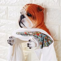 Animal Toilet Paper Holder Creative 3D Dog Cat Tissue Paper ...