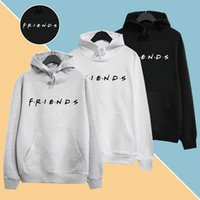 FRIENDS Letter Print Women Hoodies Sweatshirt Winter Autumn ...