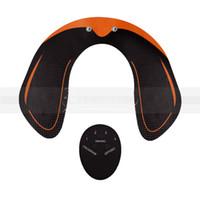 Gesäß Muskeltraining Stimulator Gerät Drahtlose EMS Gürtel Gym Professinal Körper Abnehmen Massager Home Fitness Beauty Gear