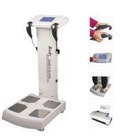 il grasso corporeo analizzatore composito e muscolare con la macchina bioimpedenza con analisi di impedenza bioelettrica tasse libere della stampante