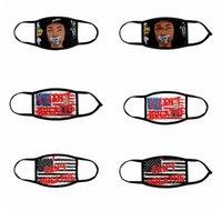 No puedo respirar máscara máscaras Negro Vidas Materia mascarillas George Floyd hijos adultos reutilizable lavable Trump EE.UU. Bandera Mascarilla Diseñador RRA3143