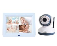 with night vision camera 2. 4Ghz wireless digital 7 inch baby...