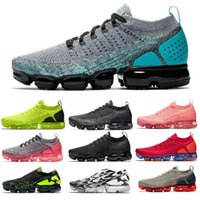 Nike air vapormax 2.0  Fashion 3.0 Outdoor-Schuhe Männer Frauen Trainer South Beach Triple Black Laser Gold Herren Frauen Laufschuhe Schuhe Designer Läufer