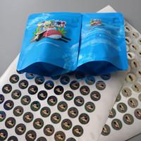 جديد Z_U_S_H_I مايلر نكهة حقيبة عشبة زهرة زوشي سحاب حقيبة الجاف التبغ حقيبة التجزئة زوشي أكياس مايلر 3.5G أكياس التعبئة والتغليف