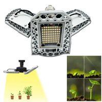 Impermeabile 300W LED Grow Bulb Bulb Bulb Completo Spectrum, Luce Pianta per la serra della pianta da interno Hydroponics Grow Tenda, E39 / E40 Base Mogul